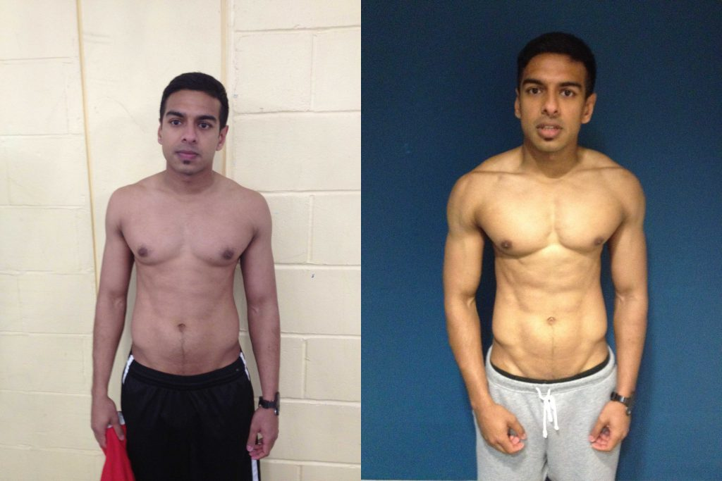 Mabs Front 300x200 Hard work + DP personal trainers = fast results!